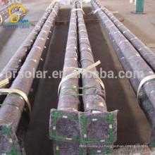 Q235 материала 3м-30м оцинкованная стальные колонны уличного освещения,опорах уличного освещения,декоративной подсветкой столбцов
