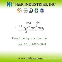 Créatine HCL N ° CAS NO. 17050-09-8