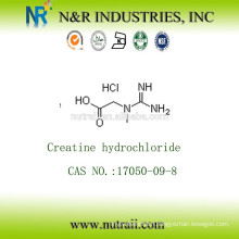 creatine hydrochloride CAS NO. 17050-09-8