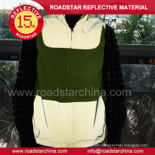 high quality 300d oxford fabric reflective vest for bicycle