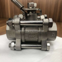 1000PSI WOG Floating Ball Valve