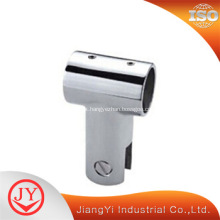 Shower Supporting Bar Connector Glass Clamp