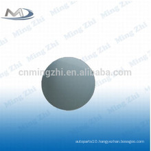 SHEET MIRROR GLASS DIA160*2/3mm R320 AL Bus Accessories HC-M-3121