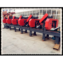 2016 New Style Multiple Heads Wood Band Saw Mill with Best Price