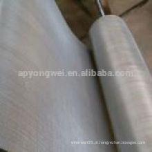 304 malha de aço inoxidável / malha de arame de aço inoxidável (realmente fábrica)
