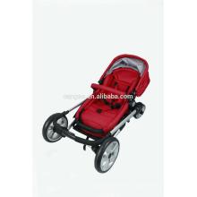 EVA Reifen Luxus Baby Kinderwagen Kinderwagen Vier Räder Mit EN1888