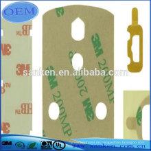Kundenspezifische Form 3M doppelseitiges Klebeband