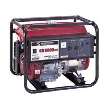 Generador de gasolina de uso doméstico 5kw con calidad