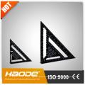 Black Triangular Ruler