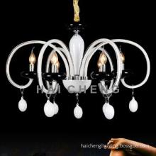 Hotel lighting modern glass chandelier & pendant light