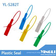 Selo plástico de alta segurança (YL-S282T)