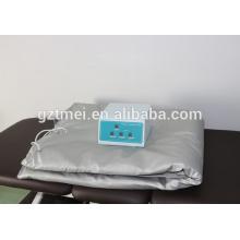 Nuevo producto infrarrojo calefacción manta manta de sauna infrarrojo lejano wrap