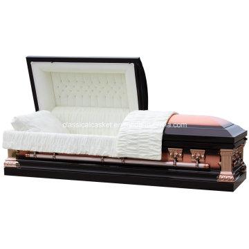 Cercueil de cuivre Bronze de Jeff 32ounze