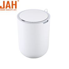 JAH 8L Plastic Round Induction Sensor Trash Can