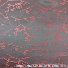 Ткань подкладки из жаккарда из полиэфирно-вискозного волокна для подкладки для одежды (JVP6357A)