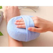 Sponge cleaning bath ball