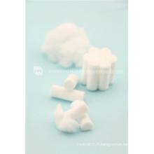 Rouleau 100% coton coton absorbant 100% coton