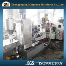 PE / PP máquina de granulação de plástico reciclado