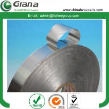 Embalaje cinta con revestimiento de papel de aluminio