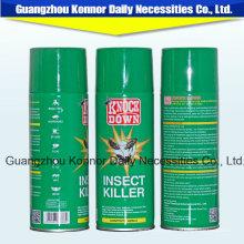 Ölbasis Pestizid 400ml Insektizid Aerosol Spray Moskitos Mörder Insektizid