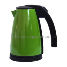 360 degree rotational green hotel water kettle