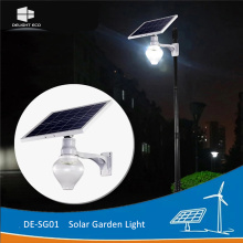 DELIGHT DE-SG01 Outdoor Courtyard Lamp Solar Garden Light