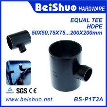 Tubulação de alta resistência PPR PPR igualdade Tee