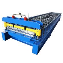 Высокоскоростная кровельная машина для производства рулонов IBR