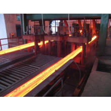 2 Strands Steel Casting Machine , Water Cooling , Ladle Tur