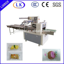 Vollautomatische Süßigkeiten horizontale Verpackungsmaschine