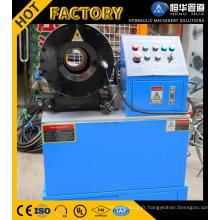 Machine de sertissage de tuyau de vente chaude de tuyau de jardin de prix bas