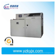 2014 4 axis high efficiency automatic cleaning brush making machine/Stand alone tufting and finishing