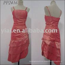 Vestido de partido elgant libre 2011 de la alta calidad 2011 del envío el último PP2416
