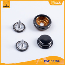 New Style Metal Snap Button for Jacket BM10810