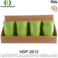 BPA Free Plastic Bamboo Fiber Cup (HDP-2013)