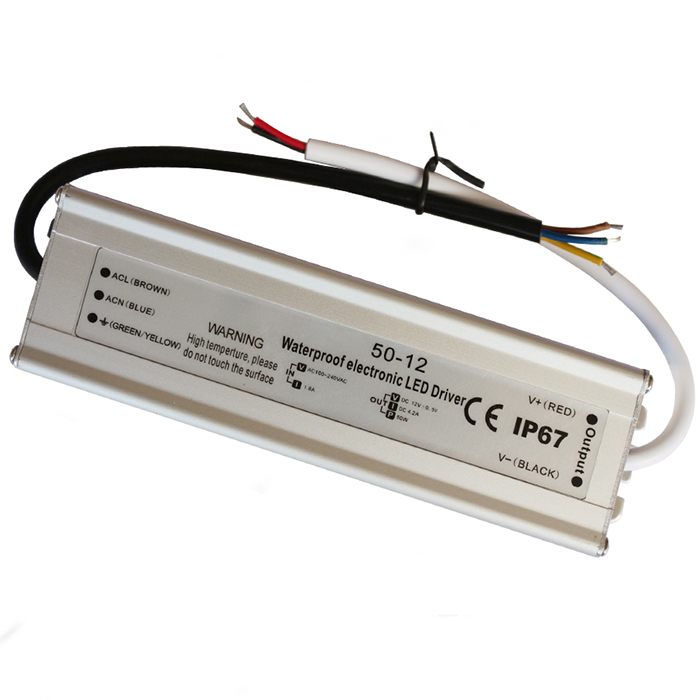 led driver metal case