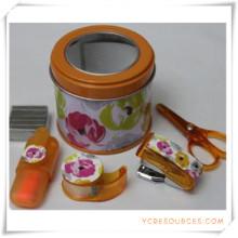 Efectos de escritorio de la caja del PVC para el regalo promocional (OI18020)