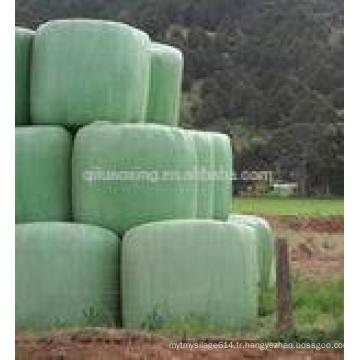 film d'emballage d'ensilage vert (25mic * 500mm * 1800m)