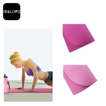Fitness Exercise Extra Thick TPE Foam Yoga Mat