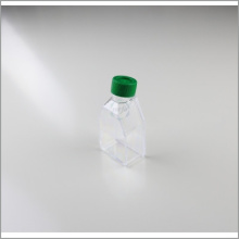 Laboratory Disposable Vent Cap 25cm2 Cell Culture Flask