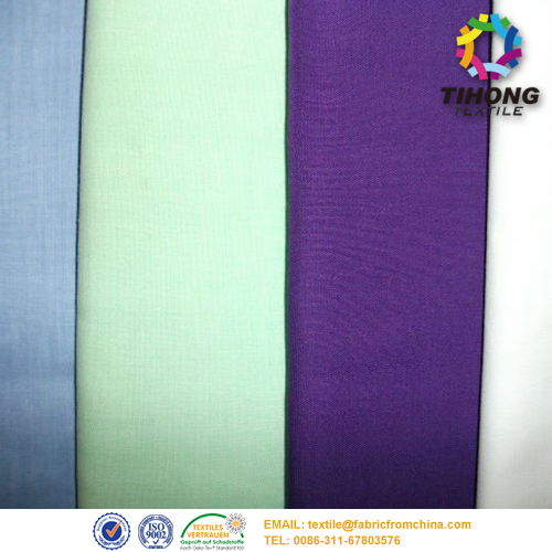 dyed workwear fabric