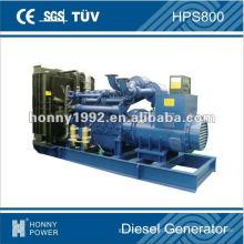 Groupe électrogène diesel 580kW, HPS800, 50Hz