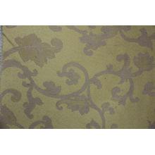 le dernier nouveau tissu de sofa de modèle fait du jacquard 100% de polyester pour le marché du Mexique avec beaucoup de colorways