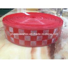 Reflektierendes PVC-Klebeband mit Schachbrettmuster (FBS-RPT001)