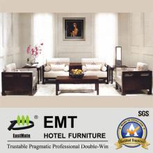 Ensemble de canapé élégant Design Retrostyle Hotel (EMT-SF08)