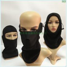 Ветрозащитная флисовая маска для начинающих