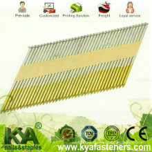 Hot DIP Galvanized Paper Strip Nails