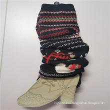 Outdoor Lamp Wool Acrylic Fibers Long Leg Warmers