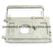 Placa de fundición de aluminio para la máquina usada