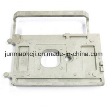 Aluminum Die Casting Plate for Machine Used